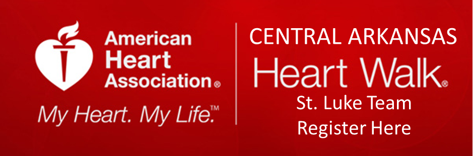Heart Walk Registration Logo