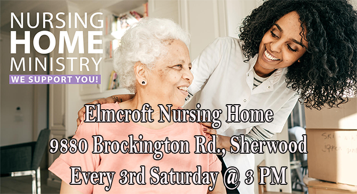Elmcroft Nursing Home St Luke Baptist Church